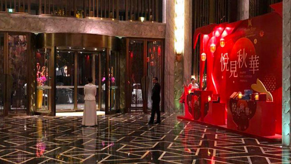 Formazione Omeoenergetica Wanda Hotels Shangai